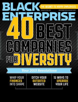 Black Enterprise 40 Best Companies for Diversity 2014 List
