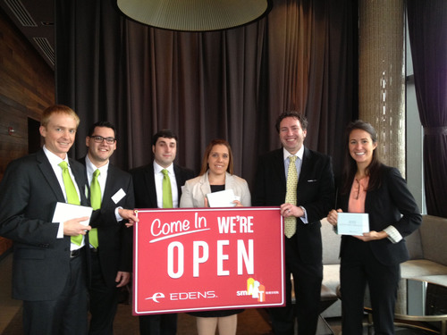 Edens Announces Winners Of Inaugural Retail Challenge