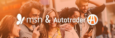 Autotrader Powers MSN Autos Inventory Listings