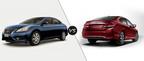 Ingram Park Nissan compares 2014 Nissan Sentra, 2014 Honda Civic. (PRNewsFoto/Ingram Park Nissan)