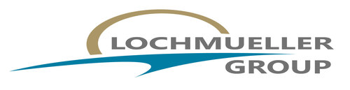 Lochmueller Group announced today that it's rebranding and debuted this new logo. (PRNewsFoto/Lochmueller Group)