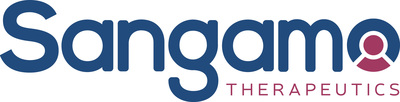 Sangamo Therapeutics, Inc. (PRNewsFoto/Sangamo BioSciences, Inc.) (PRNewsFoto/) (PRNewsFoto/Sangamo BioSciences, Inc.)