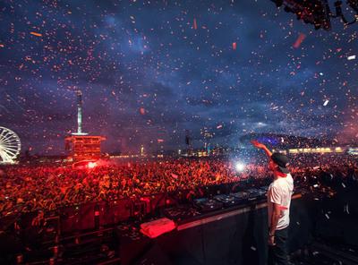 Live Nation Entertainment - EDC