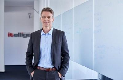 Lars Janitz, Executive Vice President Head of Global Managed Services, itelligence AG / Source: itelligence AG / ArcelorMittal SA, SAP, HANA, global framework agreement (PRNewsFoto/itelligence AG) (PRNewsFoto/itelligence AG)