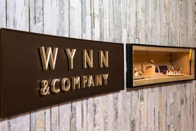 Wynn & Company Watches Exterior.  (PRNewsFoto/Wynn Las Vegas, Photos by Jeff Green)