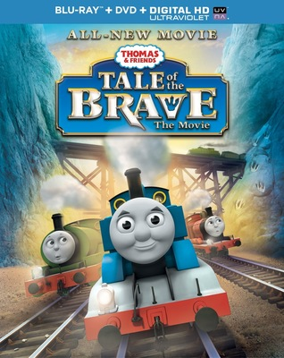 From Universal Studios Home Entertainment: THOMAS & FRIENDS: TALE OF THE BRAVE- THE MOVIE (PRNewsFoto/Universal Studios Home Entert...)