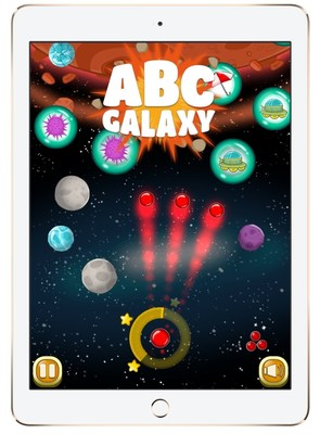 ABC Galaxy by Studycat - Now available on the App Store!