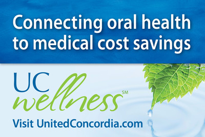 Landmark study shows annual health care savings of $3,291 are possible.  (PRNewsFoto/United Concordia Dental)