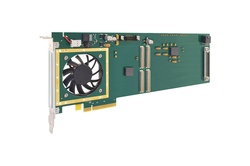 Acromag's new APCe8670 is a PCIe bus adapter board that allows a PC to control and communicate with the ...