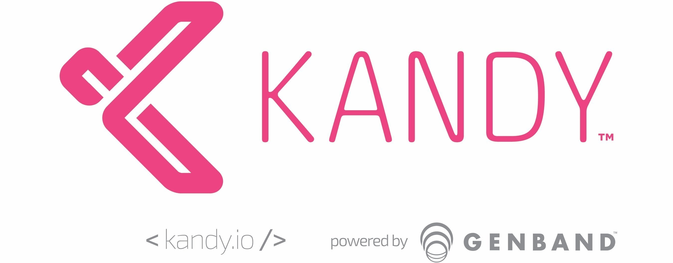 Kandy, powered by GENBAND