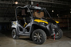 New Volunteer VTX Cross-Over Concept Stakes Claim in New UTV Class at SEMA