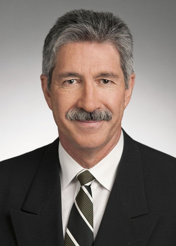 Mario Longhi joins U. S. Steel as Executive Vice President & Chief Operating Officer.  (PRNewsFoto/United ...