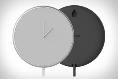 Glance Clock Design