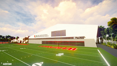 Carol Soffer Football Indoor Practice Facility