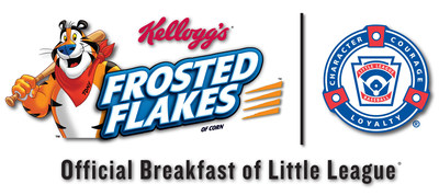 Kellogg's Frosted Flakes® Show Your Stripes