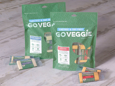 GO VEGGIE Bars Packaging