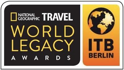 National Geographic World Legacy Awards logo