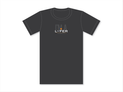 LYFE Kitchen staff t-shirt.   (PRNewsFoto/LYFE Kitchen, Jessica Crane)