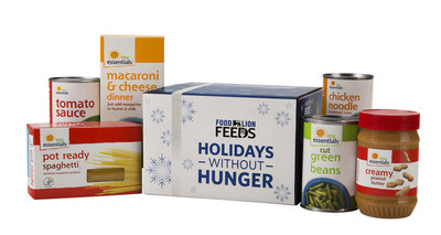"This holiday season, Food Lion is partnering with customers in its more than 1,100 stores, Nov. 19 – Dec. 23, to help solve hunger through its Food Lion Feeds ""Holidays Without Hunger"" campaign. Through the campaign, customers can purchase and donate a specially-marked ""Holidays Without Hunger"" food box for $5, while supplies last, or make a cash donation at checkout. One hundred percent of cash donations benefit Feeding America(R), the largest domestic hunger relief charity, and its network of local food banks."