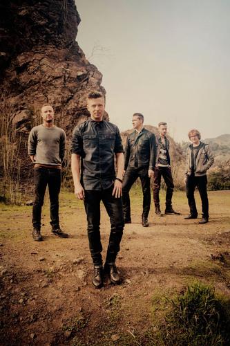 OneRepublic Announce 2014 Native Summer Tour Featuring The Script