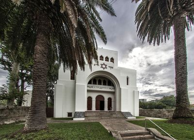 Oporto Synagogue, photo Louis Davidson