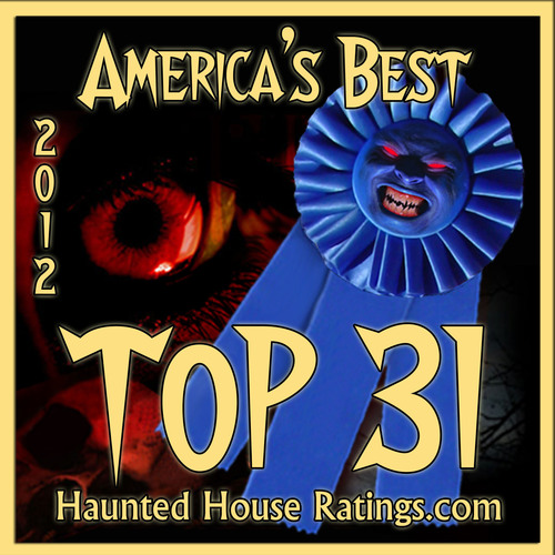 Haunted House Ratings.com 'Top 31 Haunted Houses' 2012