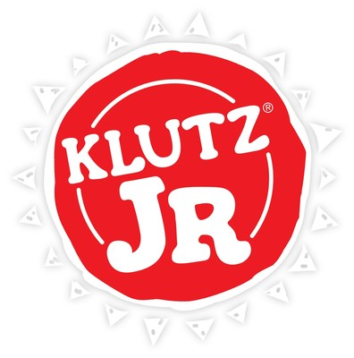 Logo for Klutz Jr., a brand new product line from Klutz, launching January 2017