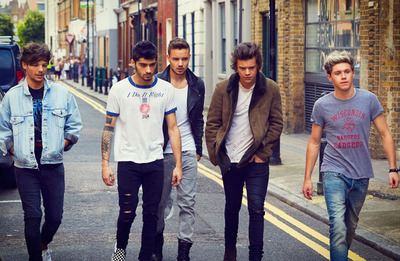 One Direction - Photo credit: SYCO/Columbia Records.(PRNewsFoto/Live Nation Entertainment) (PRNewsFoto/LIVE NATION ENTERTAINMENT)