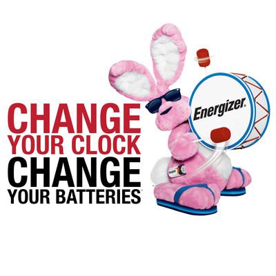 Energizer Changer Your Clock Change Your Batteries (www.energizer.com)
