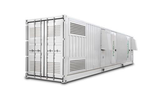 Introducing the New PV Box ST (PRNewsFoto/Schneider Electric)