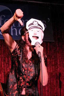 Commodore Ron.  (PRNewsFoto/Roslyn Cohn)
