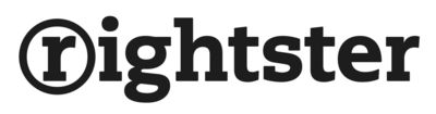 Rightster Logo (PRNewsFoto/Rightster Group plc)