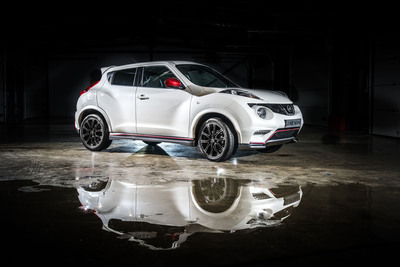 2013 JUKE NISMO U.S. Debut at Chicago Auto Show.  (PRNewsFoto/Nissan North America)