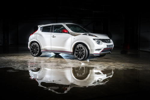 2013 JUKE NISMO U.S. Debut at Chicago Auto Show. (PRNewsFoto/Nissan North America) (PRNewsFoto/NISSAN NORTH ...