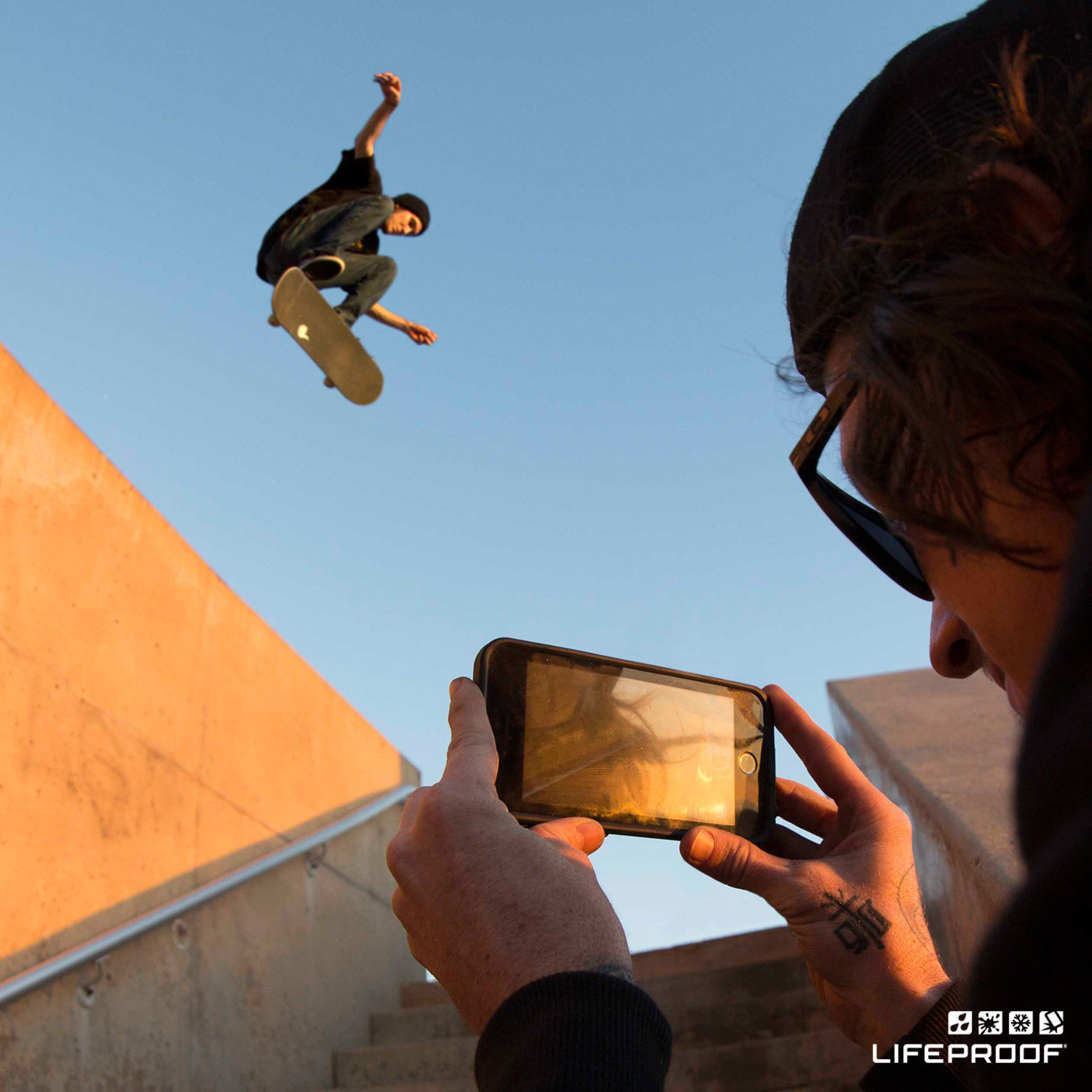 Go back to school on your own terms with LifeProof smartphone case accessories.