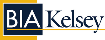 BIA/Kelsey Logo. (PRNewsFoto/BIA/Kelsey) (PRNewsFoto/)