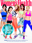 Women's Health July/August 2014 Fitness Star Flip Cover. (PRNewsFoto/Women's Health)