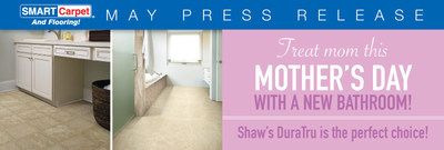 Treat Mom this Mother's Day with a new bathroom!