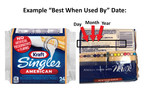 Kraft Foods Group Voluntarily Recalls Select Varieties Of Regular Kraft American Singles Pasteurized Prepared Cheese Product Due To Ingredient Supplier's Out-Of-Standard Storage Temperatures