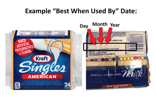 KRAFT FOODS GROUP VOLUNTARILY RECALLS SELECT VARIETIES OF REGULAR KRAFT AMERICAN SINGLES (PRNewsFoto/Kraft Foods Group)