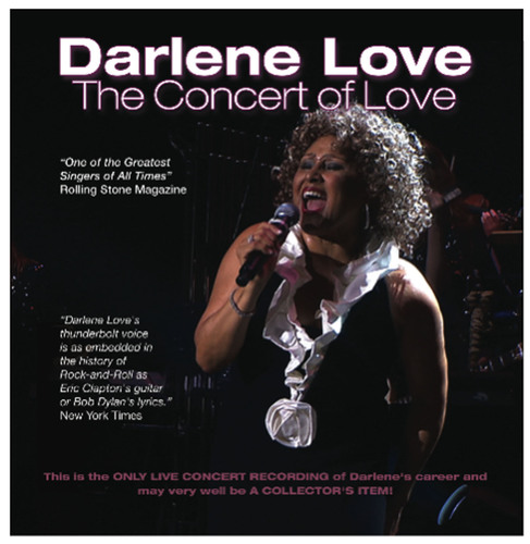 2011 Rock and Roll Hall of Fame Inductee Darlene Love's CONCERT OF LOVE To Be Broadcast on Public