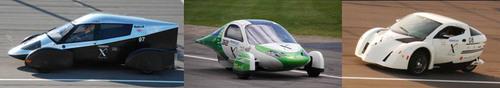 BorgWarner's Advanced Technologies Support Progressive Insurance Automotive X Prize Winner and Two