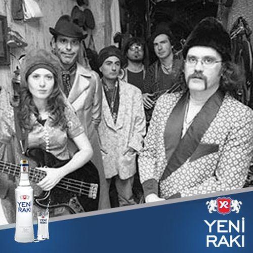 Festival headliner is famous Turkish band Baba Zula (PRNewsFoto/Spirit of Istanbul Festival 2013)