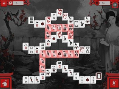 Asian Mahjong - free game for PC