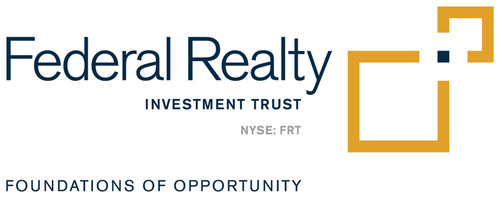 Federal Realty Investment Trust (NYSE:FRT) is an equity real estate investment trust specializing in the ownership, management, development, and redevelopment of high quality retail assets. Federal Realty's portfolio is located primarily in strategic metropolitan markets in the Northeast, Mid-Atlantic, and California. Federal Realty has paid quarterly dividends to its shareholders continuously since its founding in 1962, and has the longest consecutive record of annual dividend increases in the REIT industry. (PRNewsFoto/Federal Realty Investment Trust) (PRNewsFoto/FEDERAL REALTY INVESTMENT TRUST)