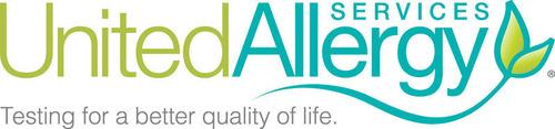 United Allergy Services Logo. (PRNewsFoto/United Allergy Services (UAS)) (PRNewsFoto/UNITED ALLERGY SERVICES (UAS))