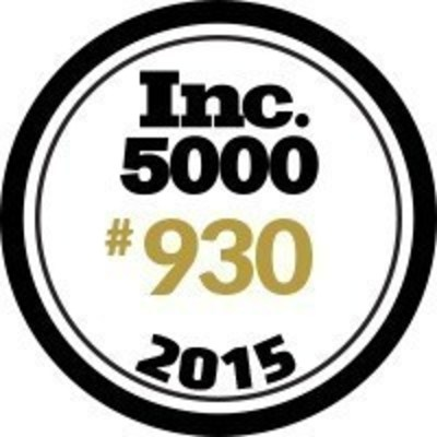 Key Lime Interactive Ranks No. 930 on the 2015 Inc. 5000  With Three-Year Sales Growth of 480%. This positions them as the highest ranked usability firm.