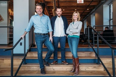 SRW Founders Charlie Stone, Brian Rolling and Kate Weidner