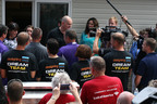 Kinetico Contributes to Home Renovation for Purple Heart Veteran on