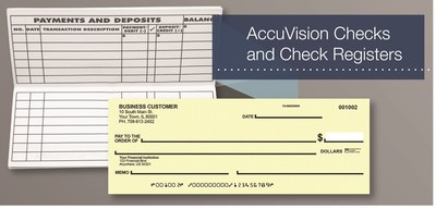 AccuVision Checks Stand Out for the Visually Impaired
